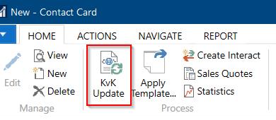 KvK-Update